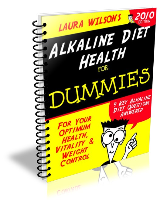 alkaline diet for dummie
