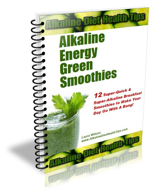 alkalien diet smoothies
