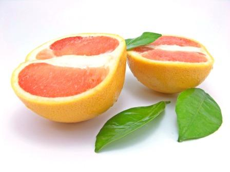 high-alkaline-foods-pink-grapefruit
